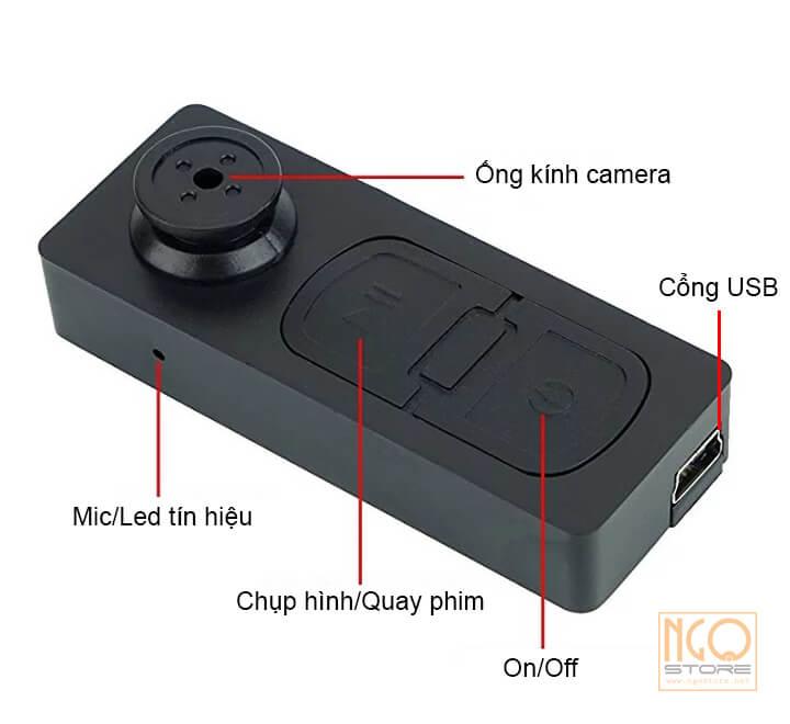 camera cúc áo siêu nhỏ