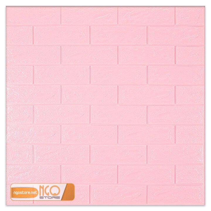 xốp dán tường 3d giả gạch