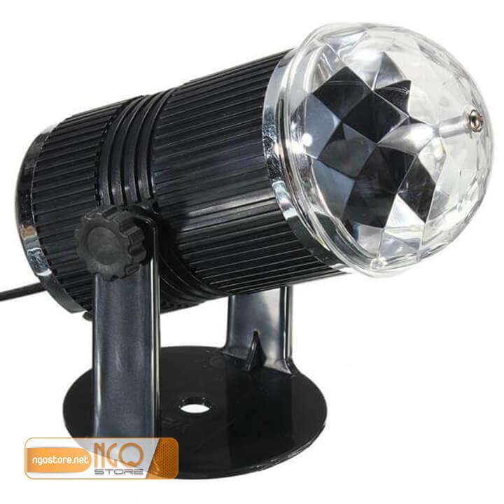 đèn led 7 màu cảm ứng nhạc