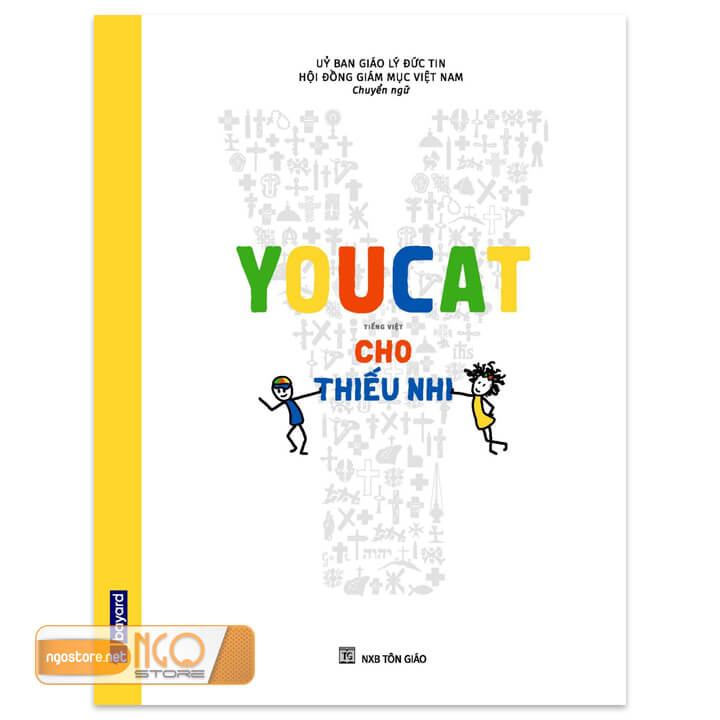 youcat cho thiếu nhi - youcat for kids