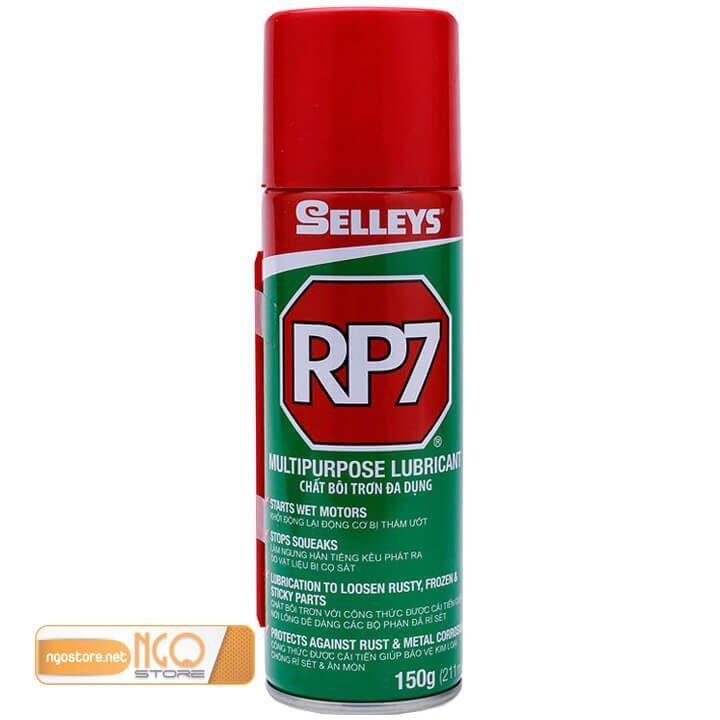 dầu chống rỉ sét rp7 150g