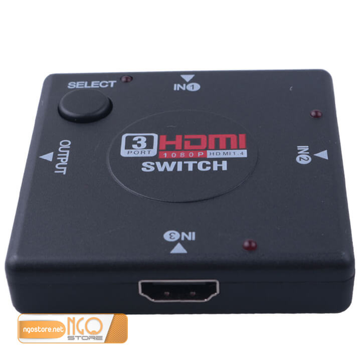 switch hdmi 3 vào 1 ra