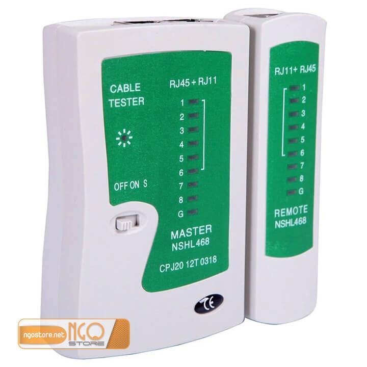 thiết bị test dây mạng rj45 rj11