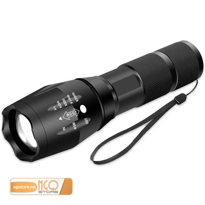 đèn pin siêu sáng xml-t6