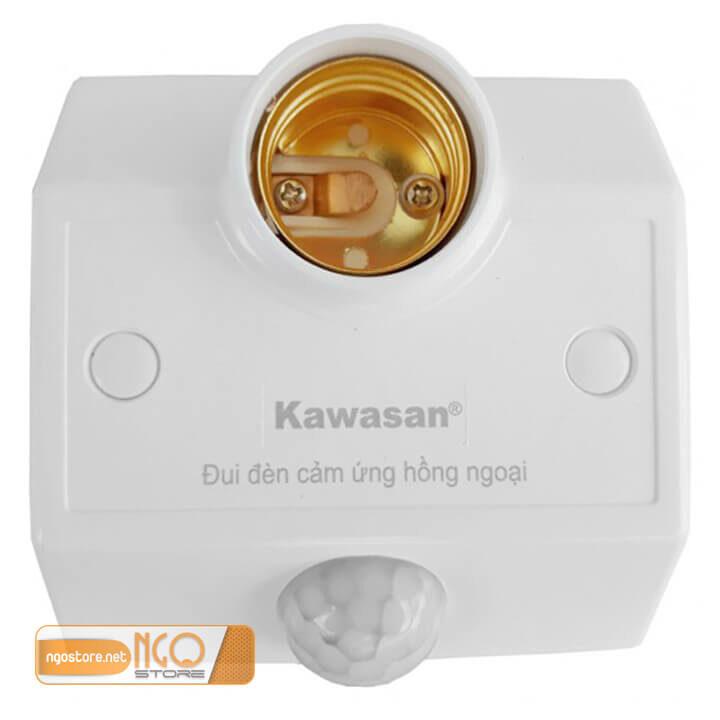 đui đèn cảm ứng kawasan kw-ss682