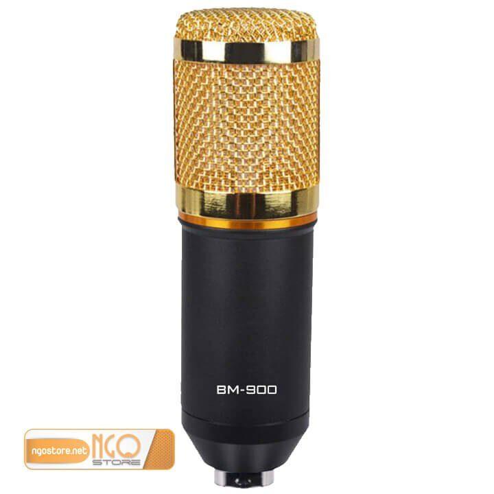 micro thu âm bm900