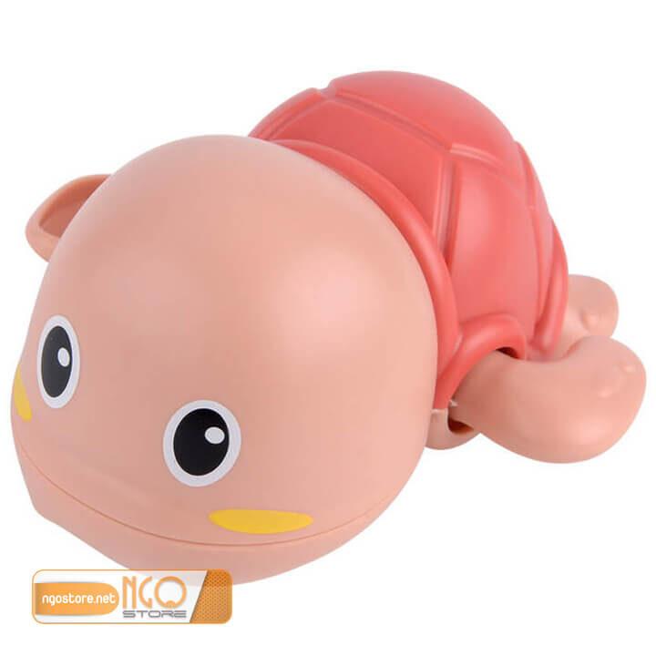 đồ chơi rùa bơi lên dây cót