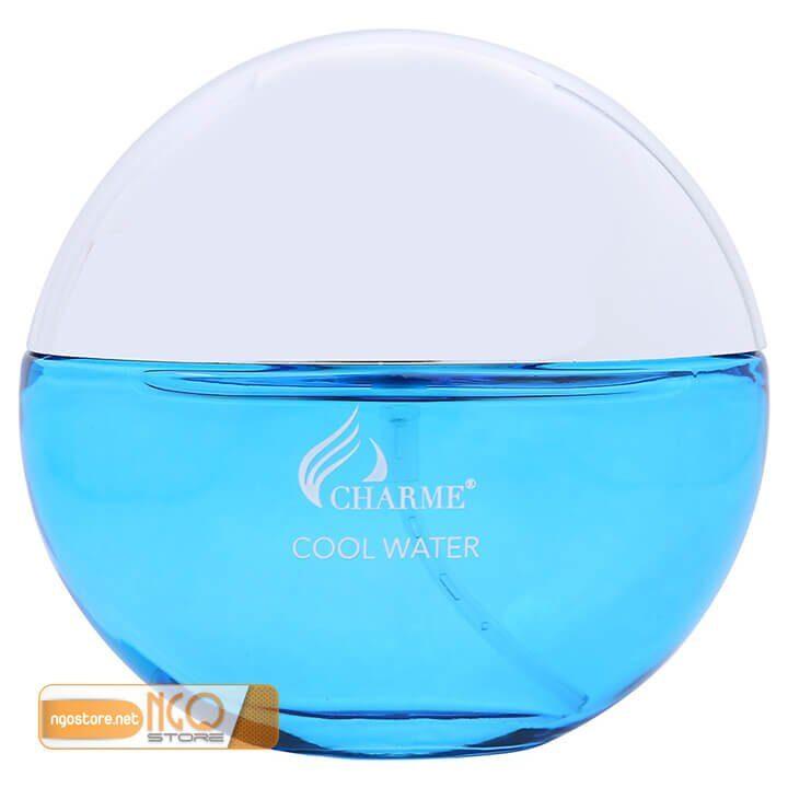 nước hoa charme cool water 50ml chính hãng