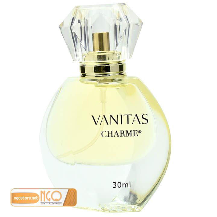 nước hoa charme vanitas 30ml chính hãng
